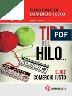 Cuaderno Textil Castellano