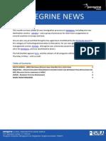 Peregrine News April 2015