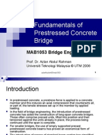 Fundamentals of PSC Bridge