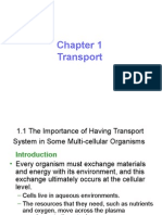 1.1 The importance of having a transport system in some multicellular organisms.ppt