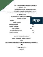 HR Projject Final