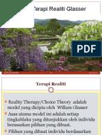 5 Model Terapi Realiti Glasser
