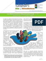 "Boletín ""Análisis y Estadísticas"" Nº7"