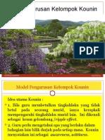 4 Model Pengurusan Kelompok Kounin