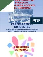 Analisis Critico Al p Royecto CD-V f