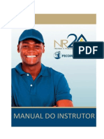 Manual Do Instrutor NR20