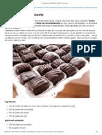 Ciocolata de Casa Bounty _ Retete CA La Mama