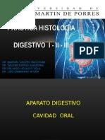 [Lab] Histologia - Digestivo I-II-III