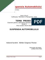 Suspensia-Automobilului