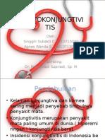 keratokonjungtivitis 1, 3, 5.ppt