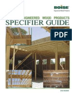 Bci Sandwish Lemn Specifier Guide US East