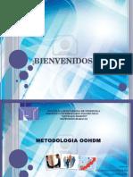 Exposicion de Metodologia OOHDM