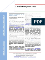STL Bulletin - June 2013