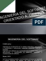 Ingeniería del Software POO