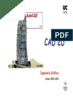 Ingenieria Grafica - Cad 2D