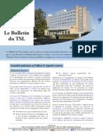 Bulletin du TSL - Novembre 2013