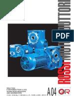Rossi - A04 (G) - Catalogo Completo