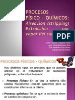 Procesos Fisicoquimicos_Aireacion Stripping Extraccion Por Vappor Del Suelo