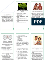 Leaflet Penyuluhan TB