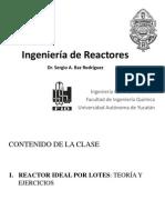 4. Reactor Por Lotes Perfectamente Agitado 1