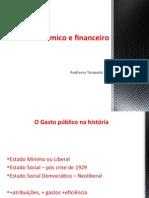 Direito Econ e Fin - Despesa Puìblica 1