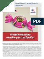 O Brasil é o Terceiro Maior Mercado Do Mundo Em Chocolates