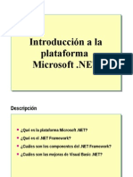 1.- Introduccion a la plataforma Microsoft .NET.ppt