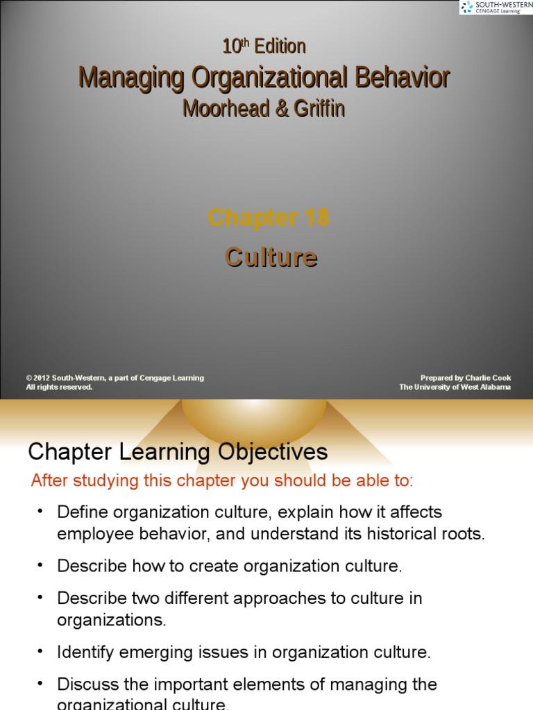 Chapter 18 organizational cultureppt organizational culture chapter 18 organizational cultureppt organizational culture innovation biocorpaavc