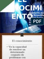 EL CONOCIMIENTO-EPISTEMOLOGIA .PPT