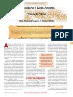 Artigo Amorfo Resenha 2015
