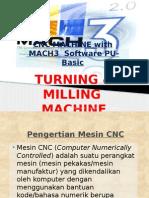 1)Pengenalan Dan Pengoperasian Mesin Pu–Basic.