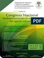 Cartel Congreso Tarea Estadistica