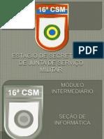 Módulo Intermediário Informática 2015