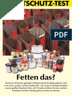 Oldtimer Markt Rostschutz-test Teil 1