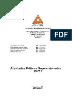 ATPS Sistemas Operacionais - ETAPA 1.