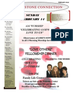 Newsletter Feb