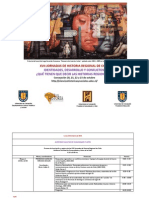 Programa XVII Jornadas de Historia Regional de Chile_Concepcion