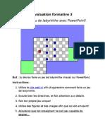 f4 - jeu de labyrinthe