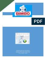 Informe de Bimbo