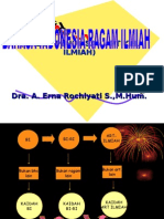 Bahasa Ragam Ilmiah (1)