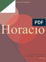 Horacio Nro 1 2015