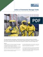 Ammonia Tank Inspection White Paper 1