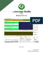 Manual de Usuario Guarango Radio 2015 v2