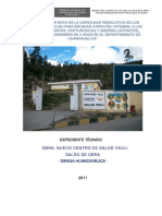 C.S. Yauli PDF Completo CENTRO DE SALUD.pdf