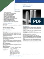 Filter Element Temp Rating - DFTClassic