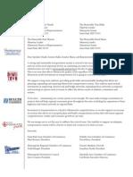 Transportation Funding Letter