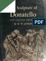 The Sculpture of Donatello