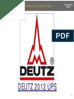 1) Motore Deutz-Ag 2012 Ups (Ok)