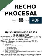 DERECHO PROCESAL II.ppt