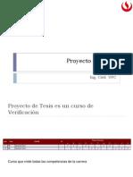 Presentación Del Curso de Proyecto de Tesis_2015_1